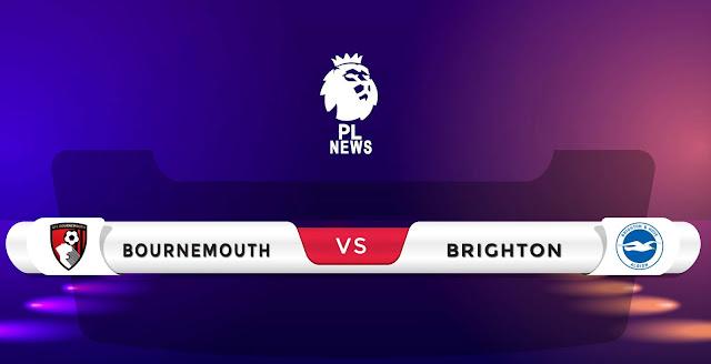 Bournemouth vs Brighton Prediction & Match Preview