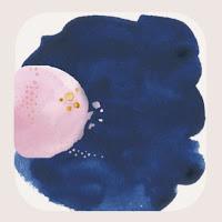 Imagen abstracta que simula un embrión transferido