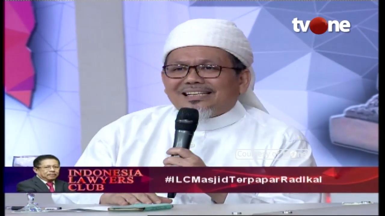 Kesal dengan Sikap BIN Soal Masjid Radikal, Ini Argumen Berani KH Tengku Zulkarnain