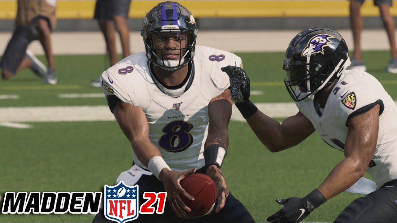 Madden NFL 21 Introduces Next Generation Gameplay