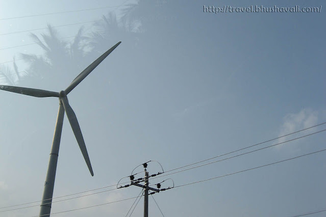 Windmills at Pollachi Tamil Nadu