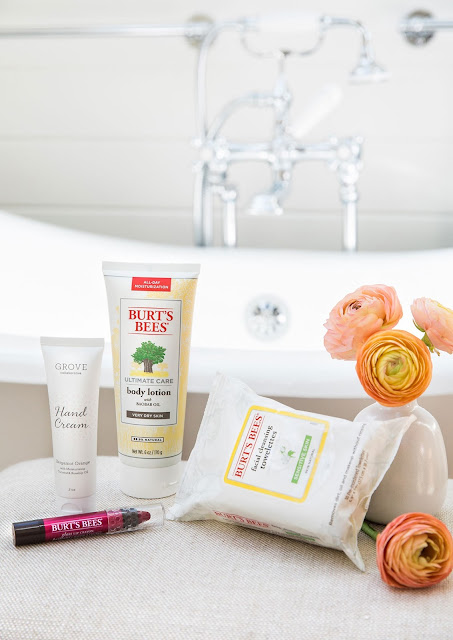 Burt's Bees + Grove Collaborative summer skincare sale #ad