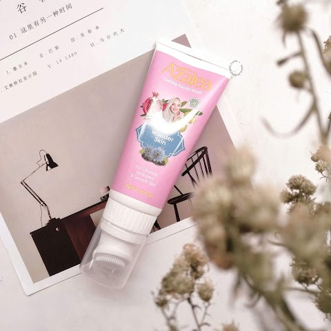 Azalea - Gentle Facial Wash Wonder Skin*