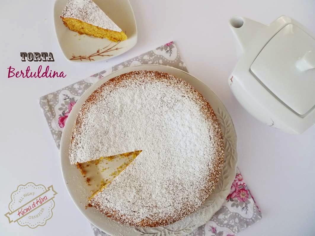 Dolci Da Credenza Alice : La torta bertuldina kucina di kiara