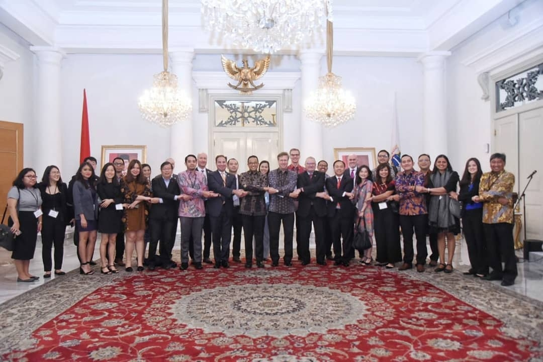 Anies Baswedan US-ASEAN