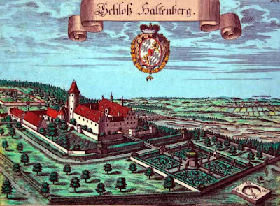 Burg Haltenberg – Jagdschloss in Bayern