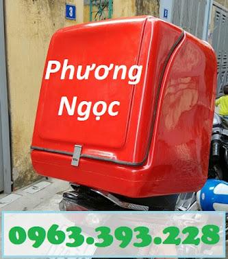 Thùng chở hàng loại lớn, thùng giao hàng chuyển phát nhanh, thùng tiếp thị TGHL5