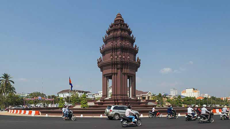 Tempat Wisata di Phnom Penh