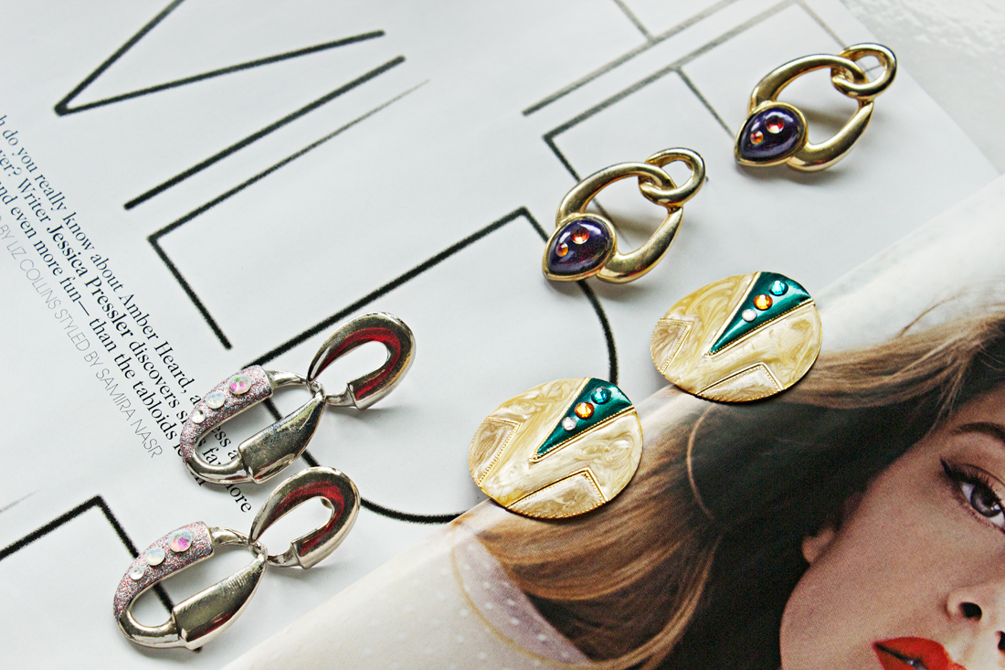 luxury earring tutorial by Quiet Lion Creations. photo copyright Allison Beth Cooling.