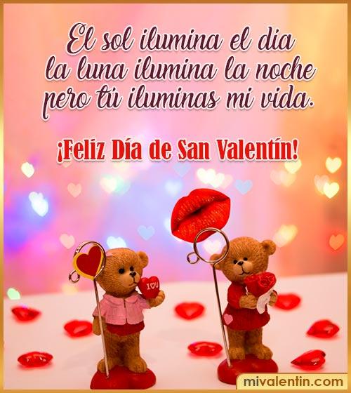 tarjetas de amor para el 14 de febrero