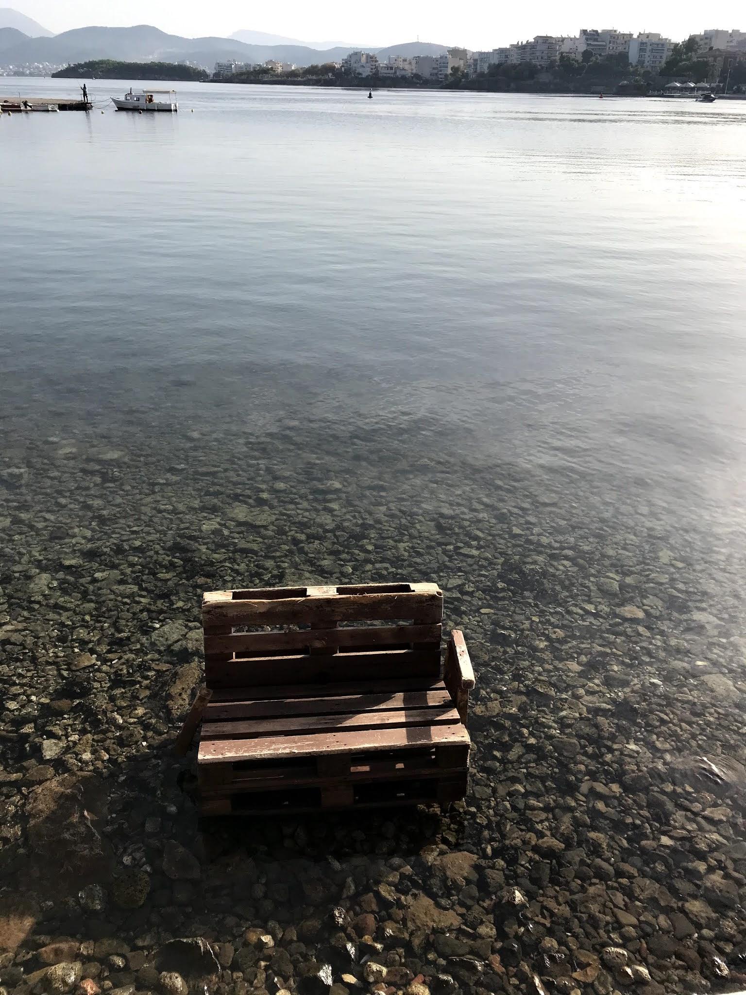 παλέτες θάλασσα