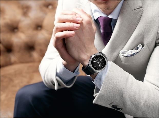 LG Watch W7 sería anunciado el 3 de octubre