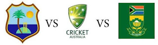 West Indies, Australia and South Africa Tri-Series 2016  | Cricket news, live scores, full fixtures, schedule, results.