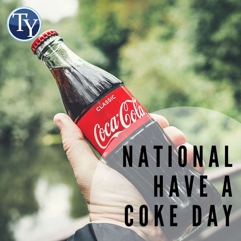 National Have a Coke Day Wishes pics free download