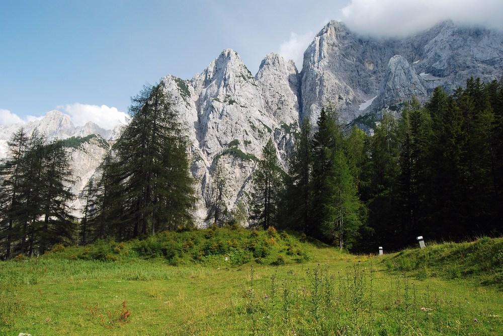 massif du Triglav