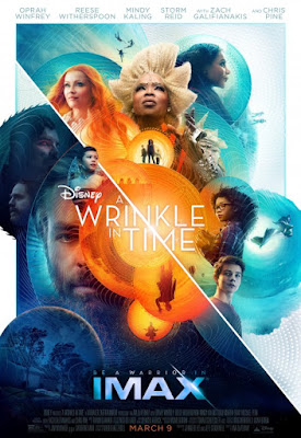 A Wrinkle In Time 2018 English 480p BRRip 300MB