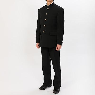 男子標準学生服