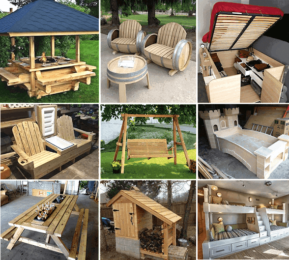 Tedswoodworking - Highest Converting Woodworking Site On The Internet! (view mobile) Today discount