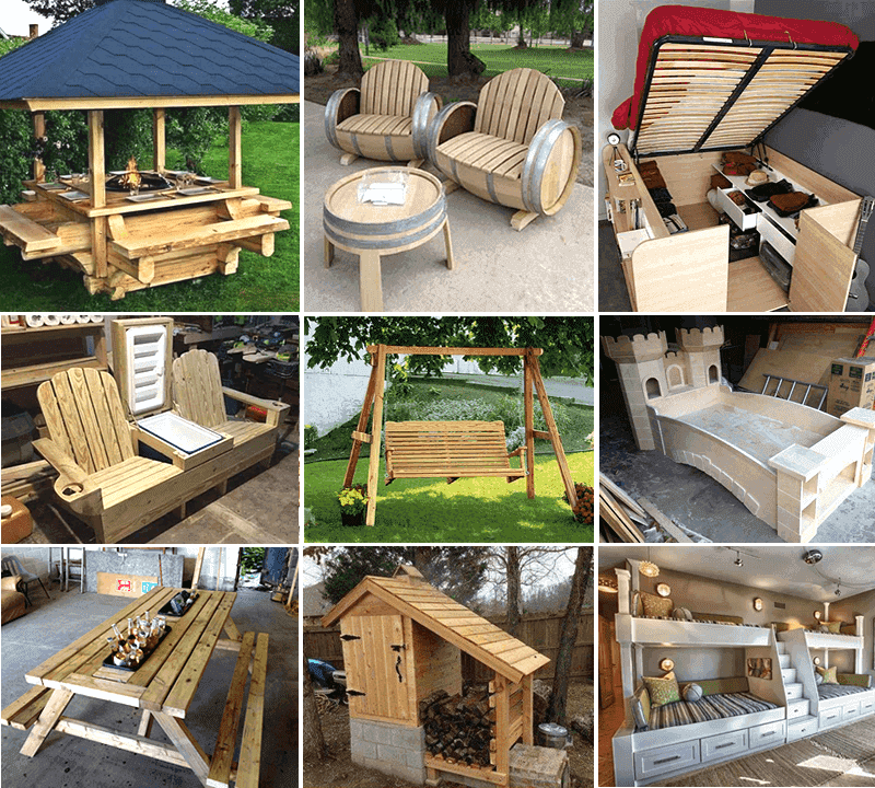 Teds woodworking - Highest Converting Woodworking Site USA 2021
