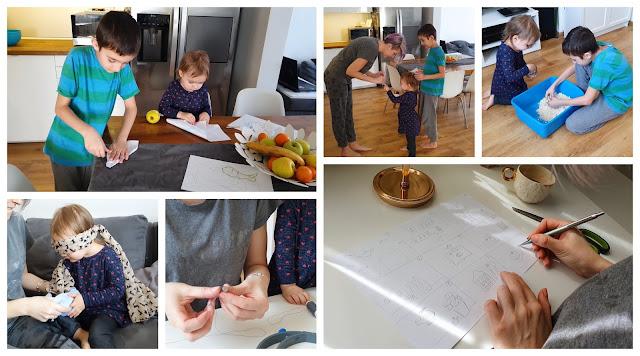 ВИДЕО: 7 идеи за забавни и полезни игри за децата вкъщи