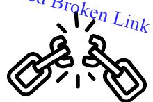 Cara Memperbaiki Broken Link Di Blogger