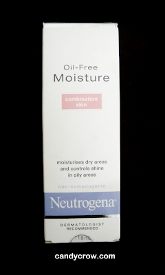 neutrogena oil free review