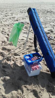Limpieza-del-puesto-de-pesca-playa.