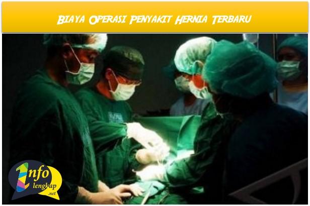 Biaya Operasi Hernia atau Turun Berok di Indonesia