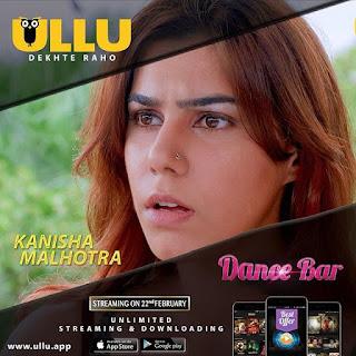 Kanisha Malhotra web series dance bar