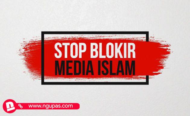Situs Islam terus diblokir, netizen buat #StopBlokirMediaIslam dan jadi trending di Twitter