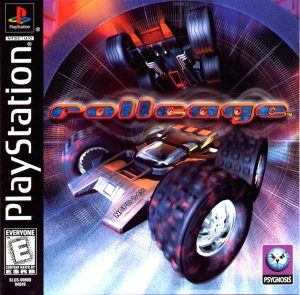 Download Rollcage (1999) PS1