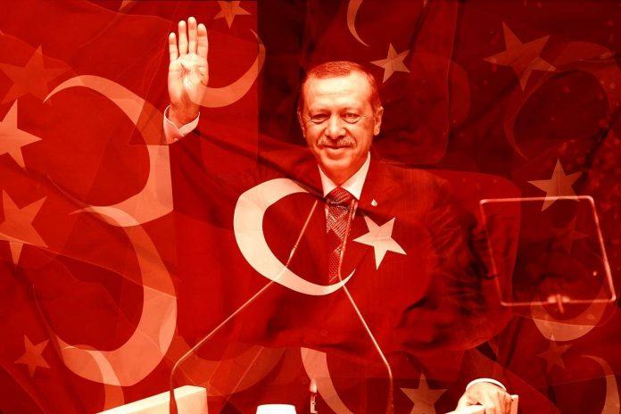 Ο Ερντογάν παρελαύνει ανενόχλητος