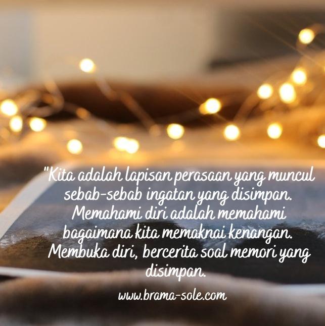 Quote tentang memori dan kenangan