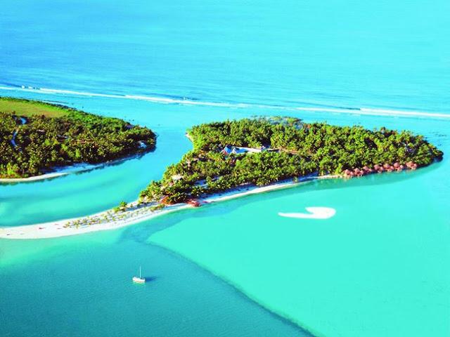 جزر كوك السياحية