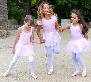 girls dancewear amazon