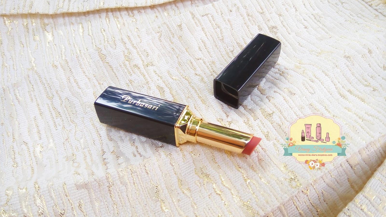 Purbasari Lipstick Color Matte Shade 90 Crystal Review Venny Firstyani Lipstik Collor Hadir Dalam 10 Shades Warna Yang Sudah Diformulasikan Untuk Bibir Wanita Indonesia Tetapi Catatanku Sepertinya