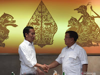 "Terungkap Filosofi Pegangan Presiden Jokowi, ""Lamun Sira Sekti, Aja Mateni"", Bagus Diteladani"