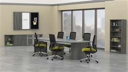 Powered Conference Tables at OfficeFurnitureDeals.com