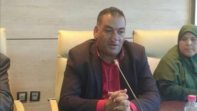 مداخلة الاستاذ إدريس السدراوي رئيس الرابطة المغربية للمواطنة وحقوق الإنسان في عيد الشهيد ،8 نونبر 2019