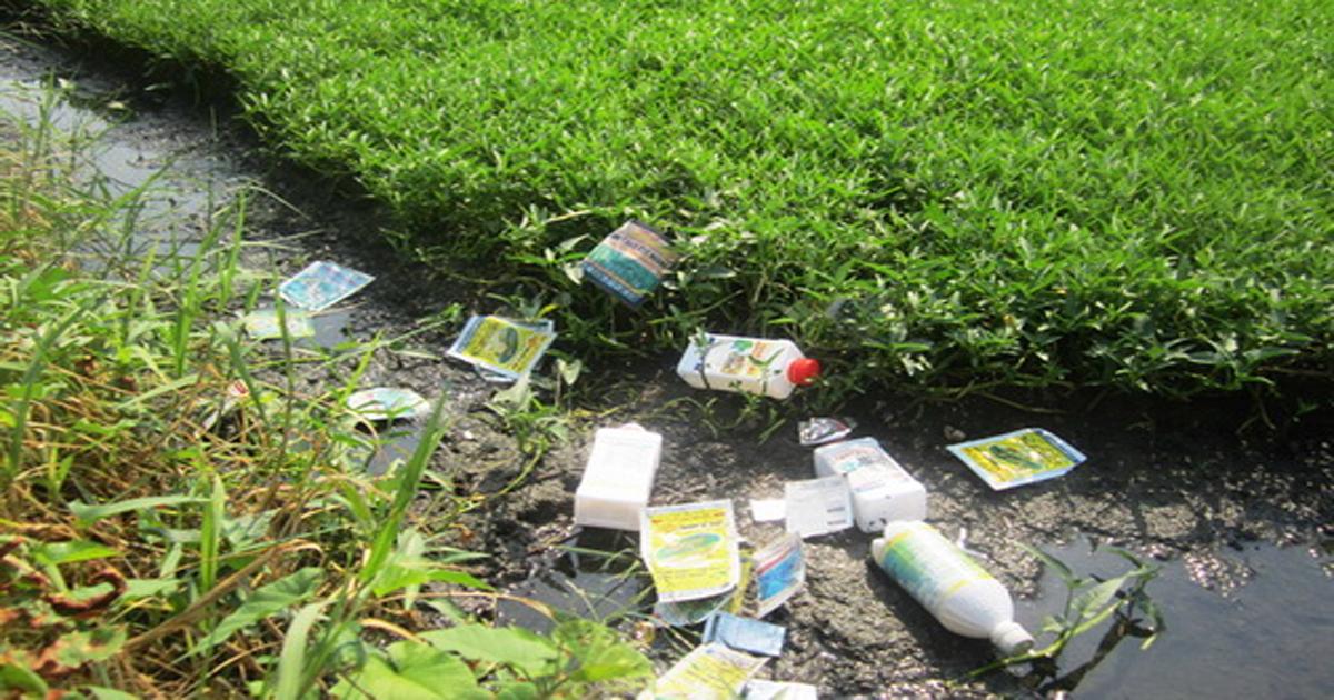 Hướng dẫn phân loại, thu gom và xử lý rác thải khu vực nông thôn