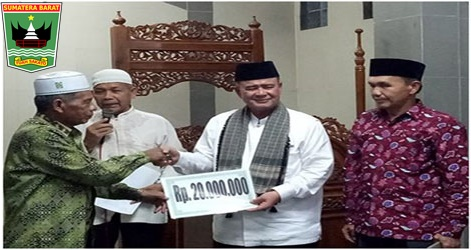 Wakil Gubernur Nasrul Abit : Soal Teror Bom Sudah Menjadi Tugas Pihak Kepolisian Dan Keamanan