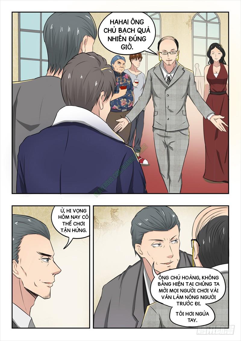 thấu thị chi nhãn Chapter 87 - upload bởi truyensieuhay.com