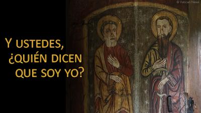 Evangelio según Juan 21, 15-19: Y ustedes, ¿Quién dicen que soy Yo?