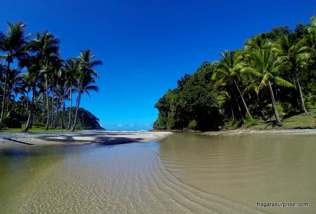 Itacaré, Praia de São José