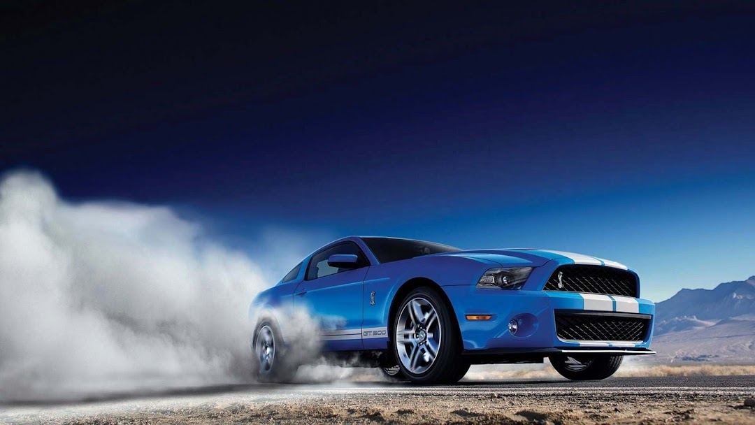 Wallpaper: Ford Cars HD Wallpapers
