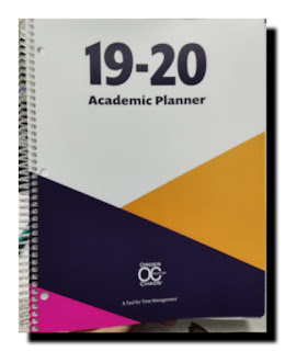 Order Out of Chaos Academic Planner