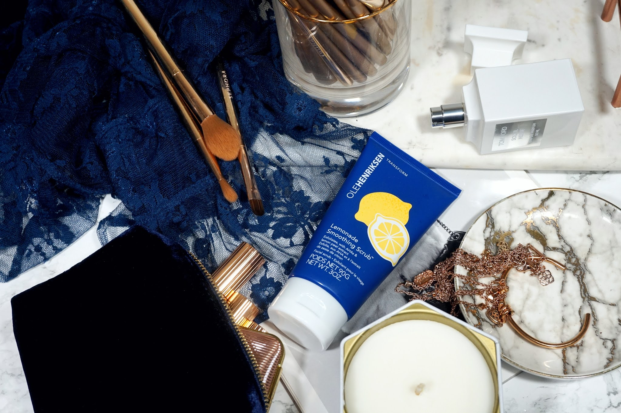 Olehenriksen Lemonade Smoothing Scrub Review