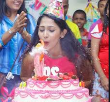 nayanathara wickramarachchi birthday photos