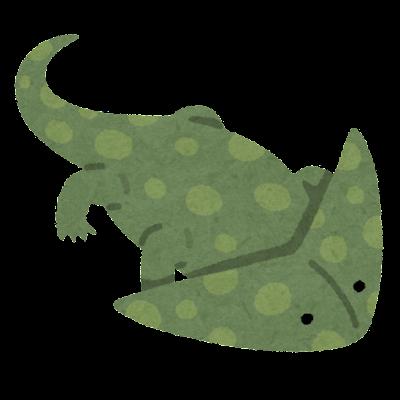 ディプロカウルスのイラスト