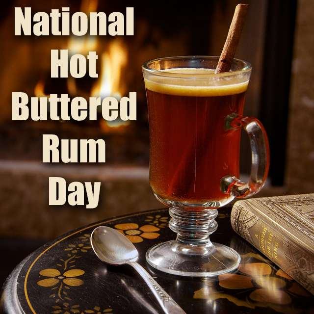 National Hot Buttered Rum Day Wishes Pics